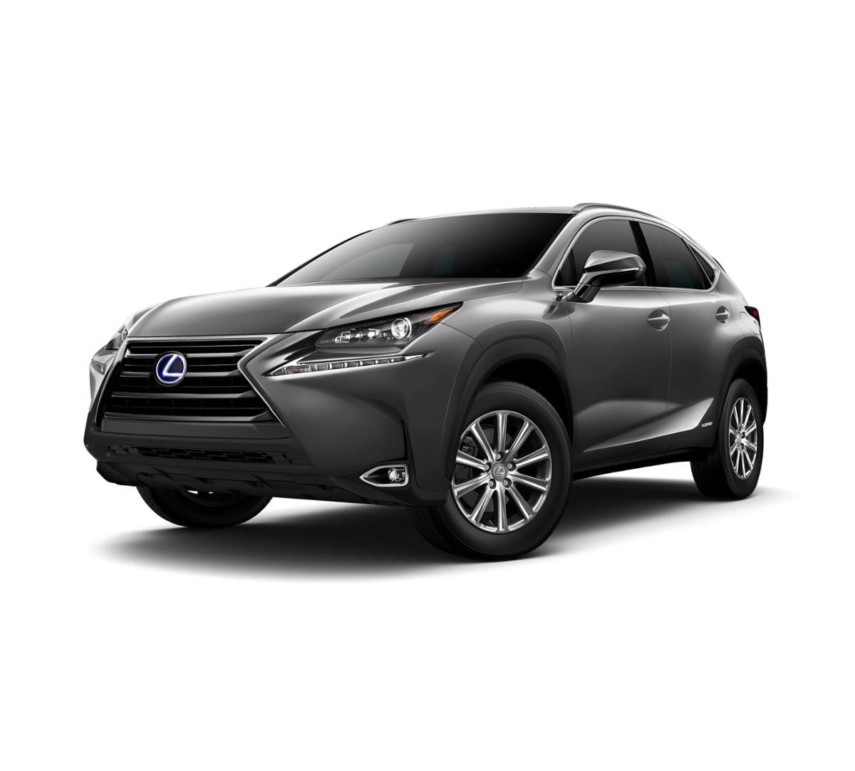 2017 Lexus NX 300h Vehicle Photo in Santa Barbara, CA 93105