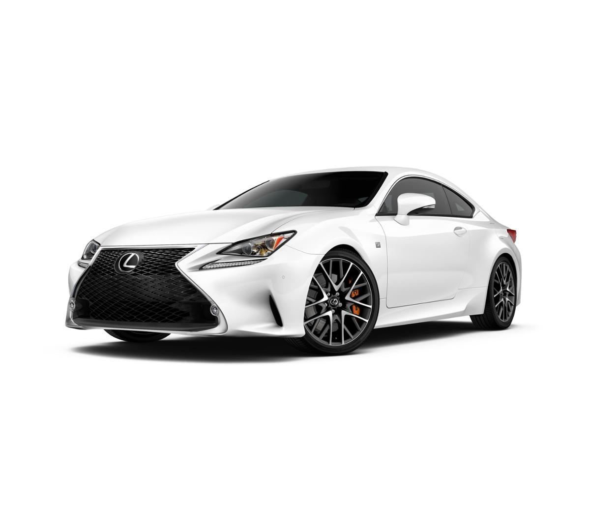 2017 Lexus RC Turbo Vehicle Photo in Santa Monica, CA 90404