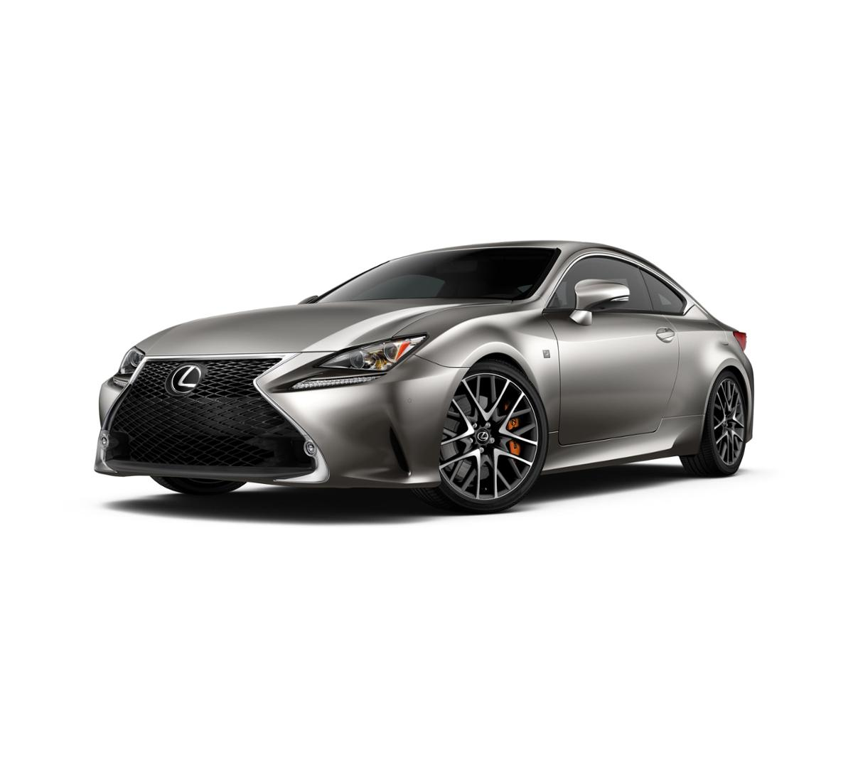 2017 Lexus RC 350 Vehicle Photo in Mission Viejo, CA 92692
