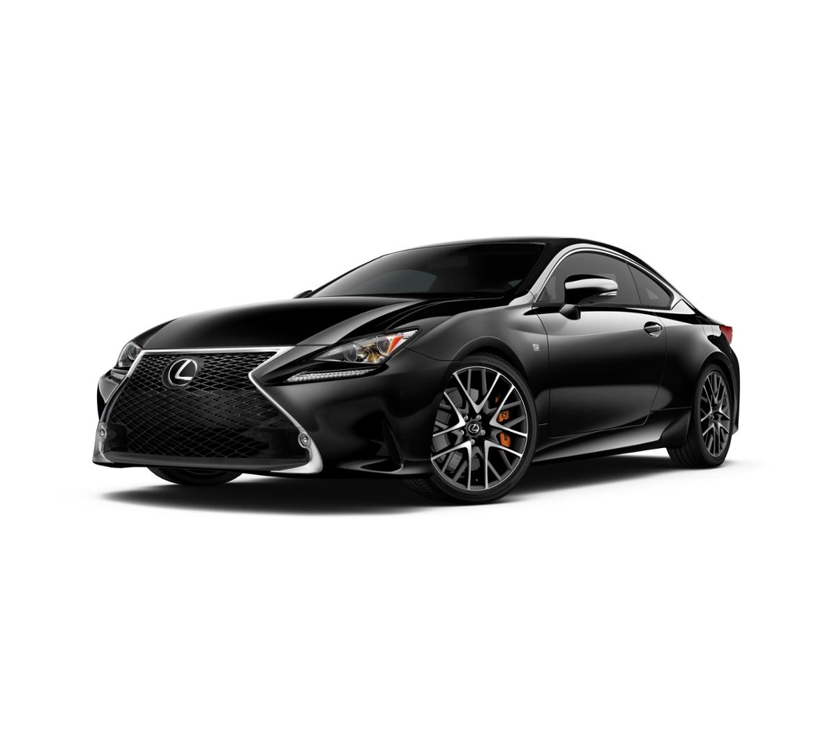 carlsbad obsidian 2017 lexus rc turbo new car for sale. Black Bedroom Furniture Sets. Home Design Ideas