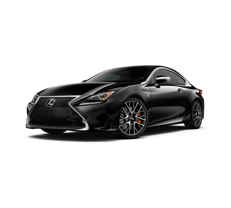 2017 Lexus RC Turbo Vehicle Photo in Fort Worth, TX 76132