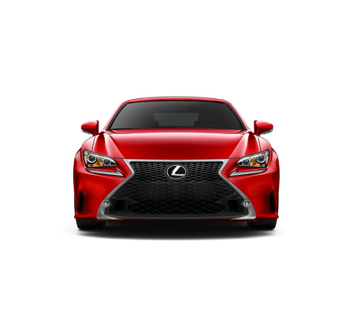 2017 Lexus Rc Exterior: New Car 2017 Infrared Lexus RC 300 F Sport For Sale In