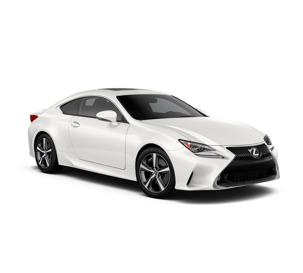 2017 Lexus Rc Exterior: New 2017 Lexus RC Turbo In Newport Beach, Orange County