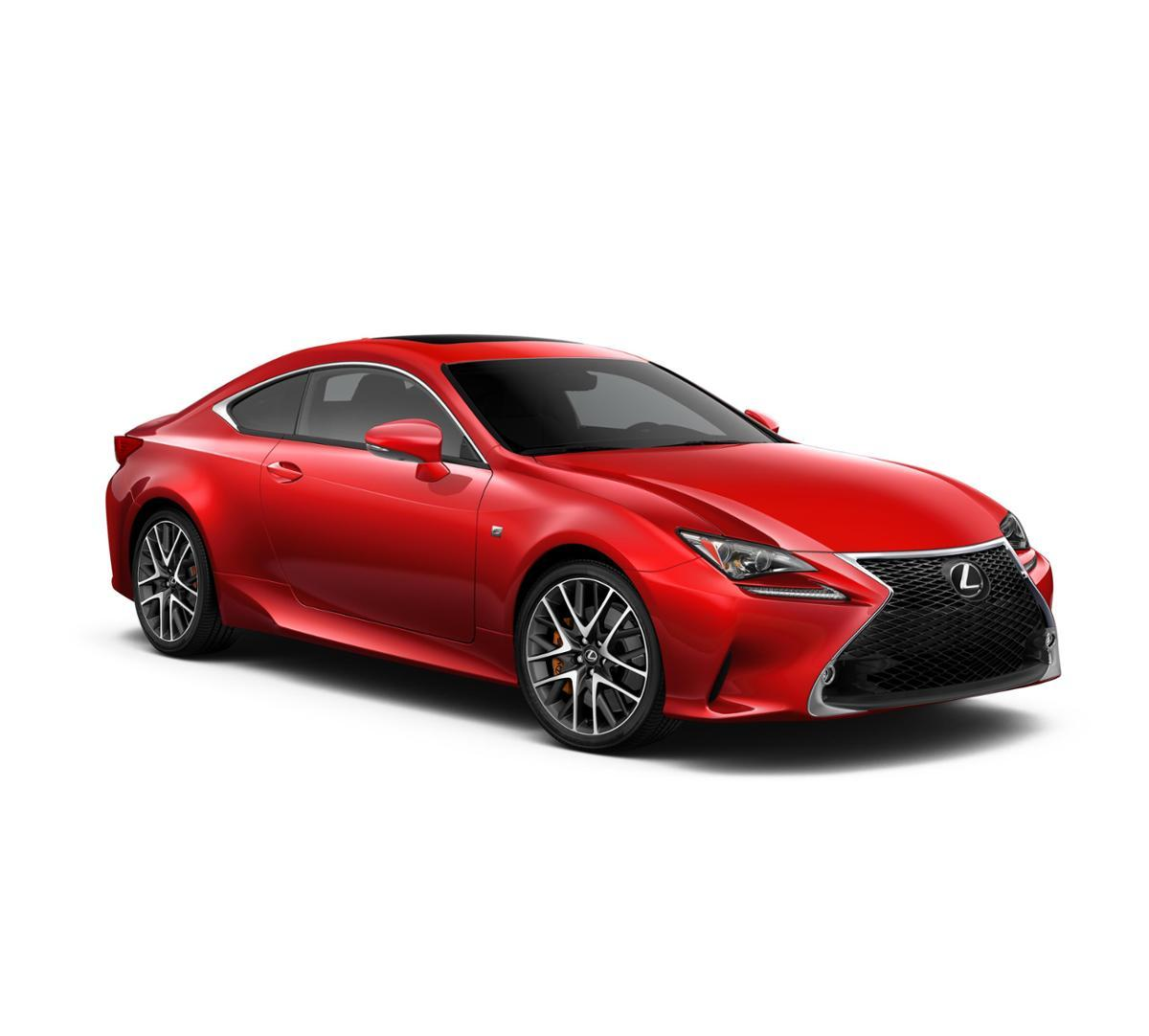 2017 Lexus Rc Exterior: 2017 Lexus RC Turbo 200t In Infrared For Sale In CA