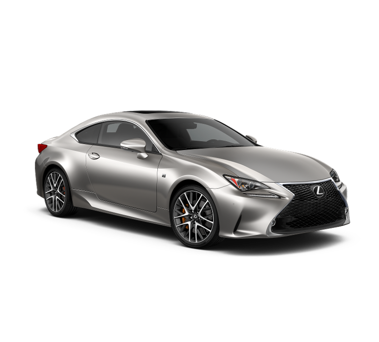 2017 Lexus Rc Exterior: Brentwood Atomic Silver 2017 Lexus RC 350: New Car For