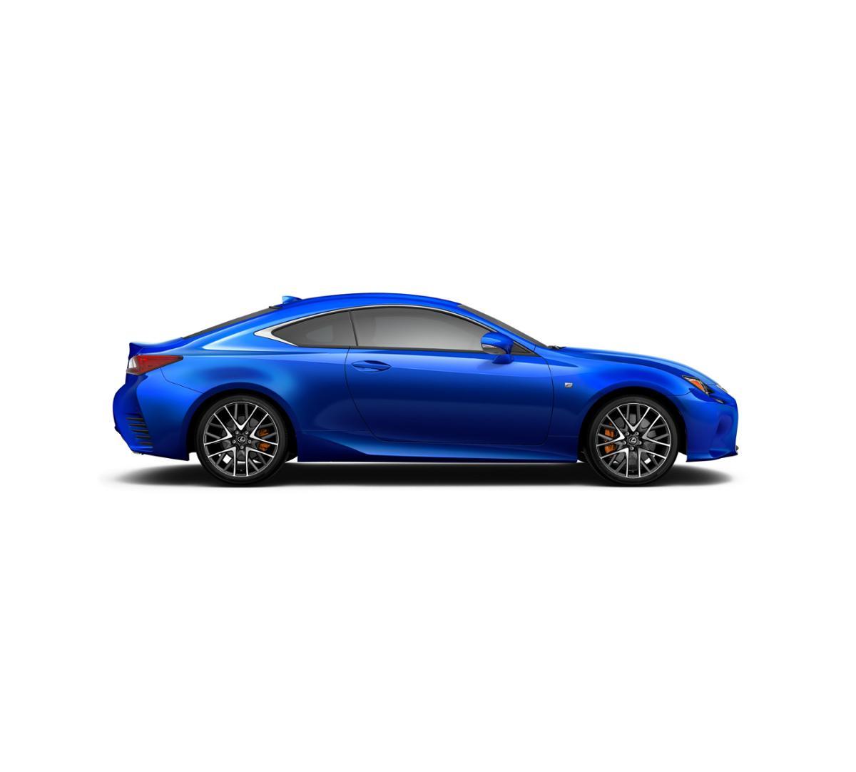 Lexus Rc 350 F Sport Price: Ultrasonic Blue Mica 2017 Lexus RC 350 F SPORT Alexandria