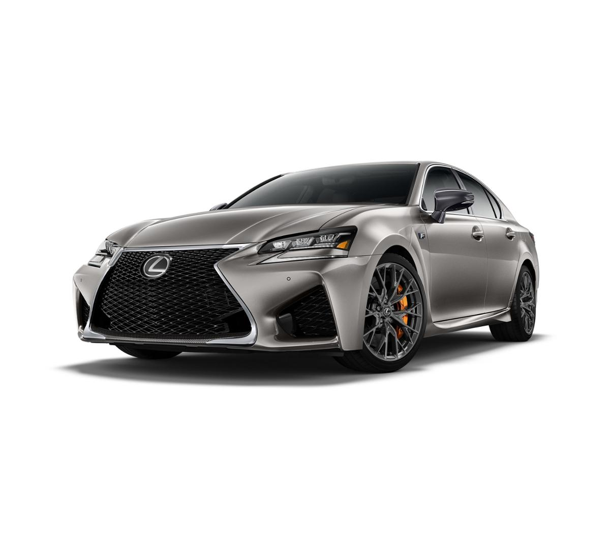 2017 Lexus GS F Vehicle Photo in Fort Worth, TX 76132