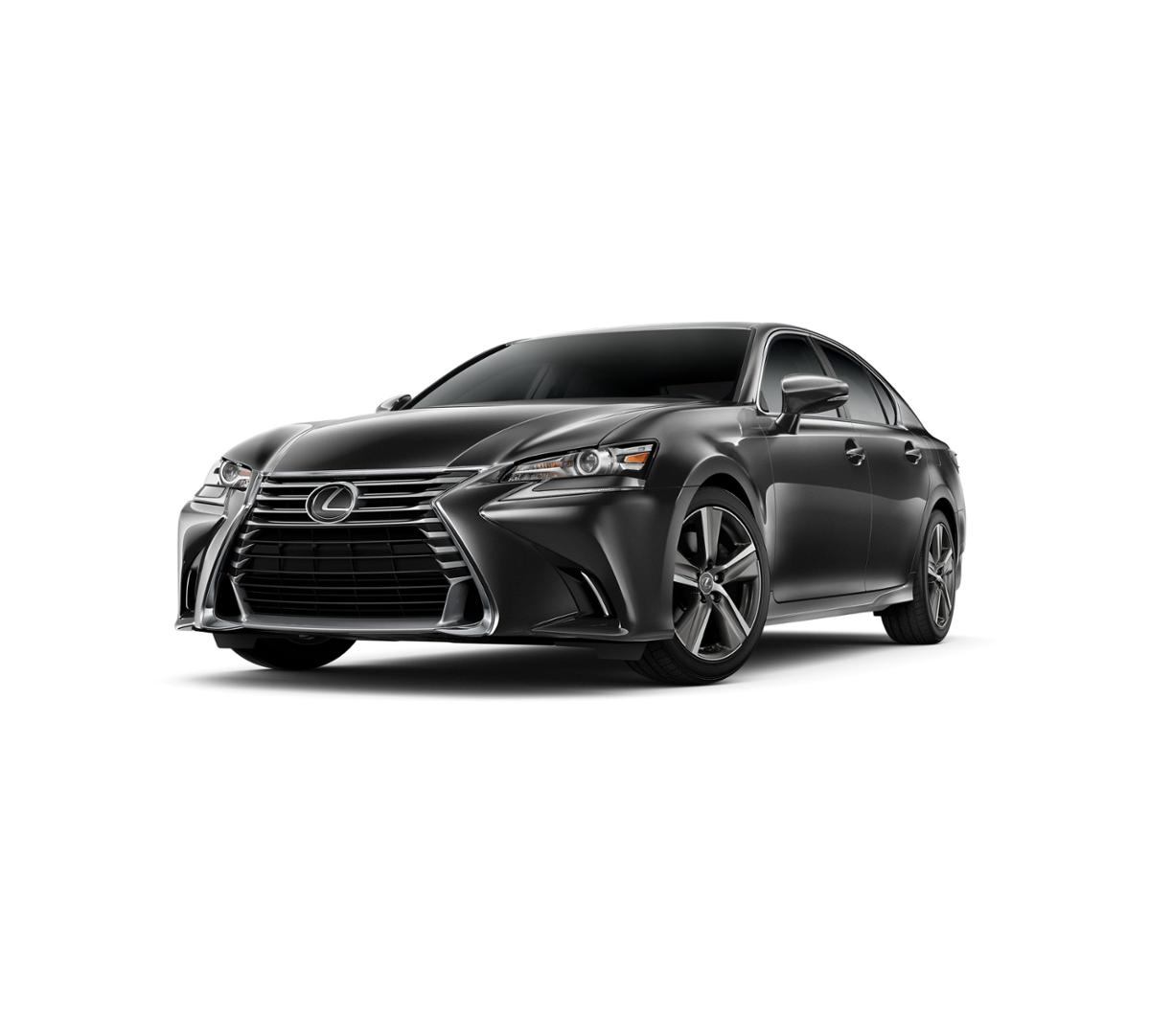 2018 Lexus GS 350 Vehicle Photo in Fort Worth, TX 76132