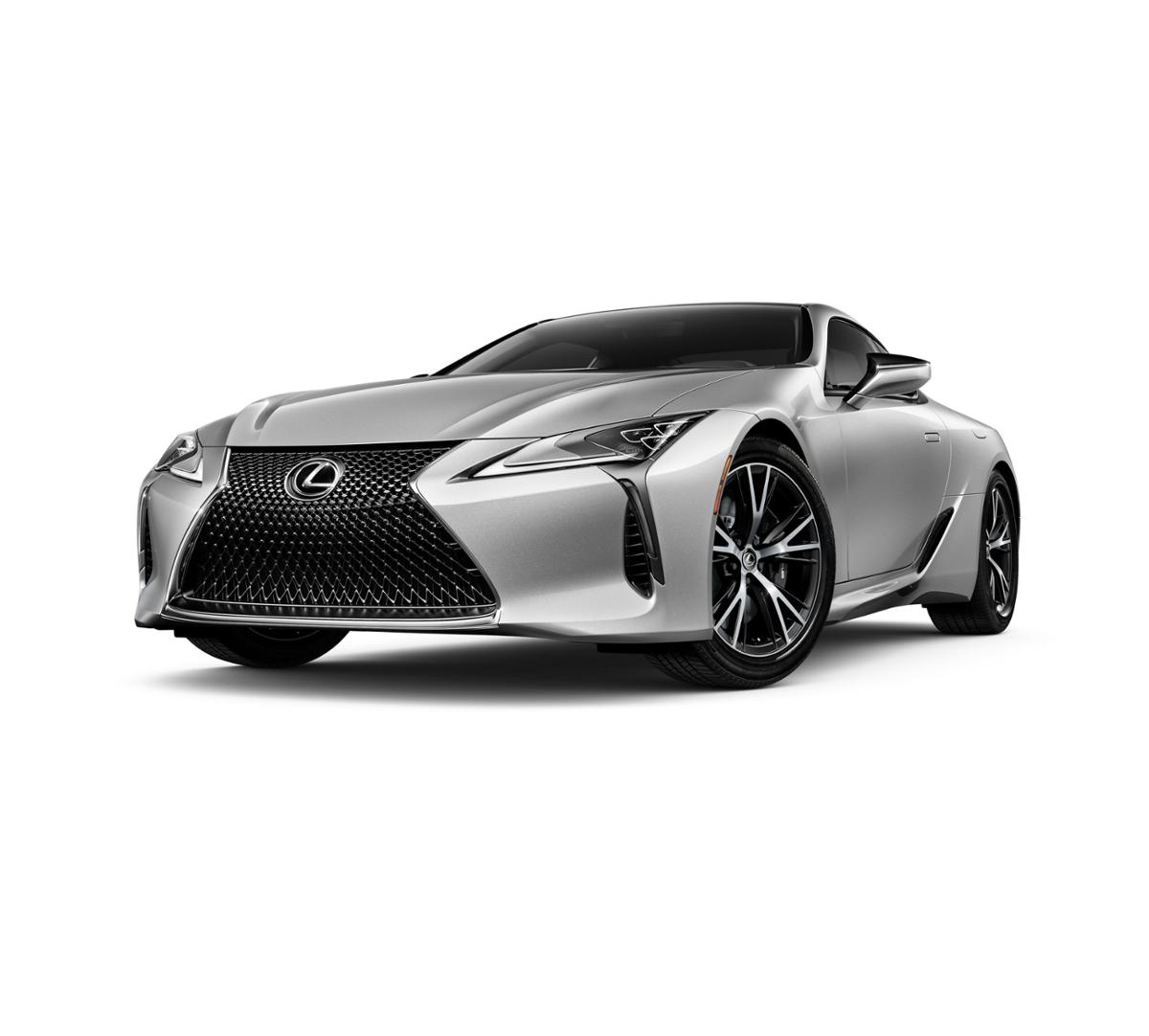 2018 lexus lc 500 f sport in liquid platinum for sale in santa barbara ca jthhp5ay6ja000983. Black Bedroom Furniture Sets. Home Design Ideas