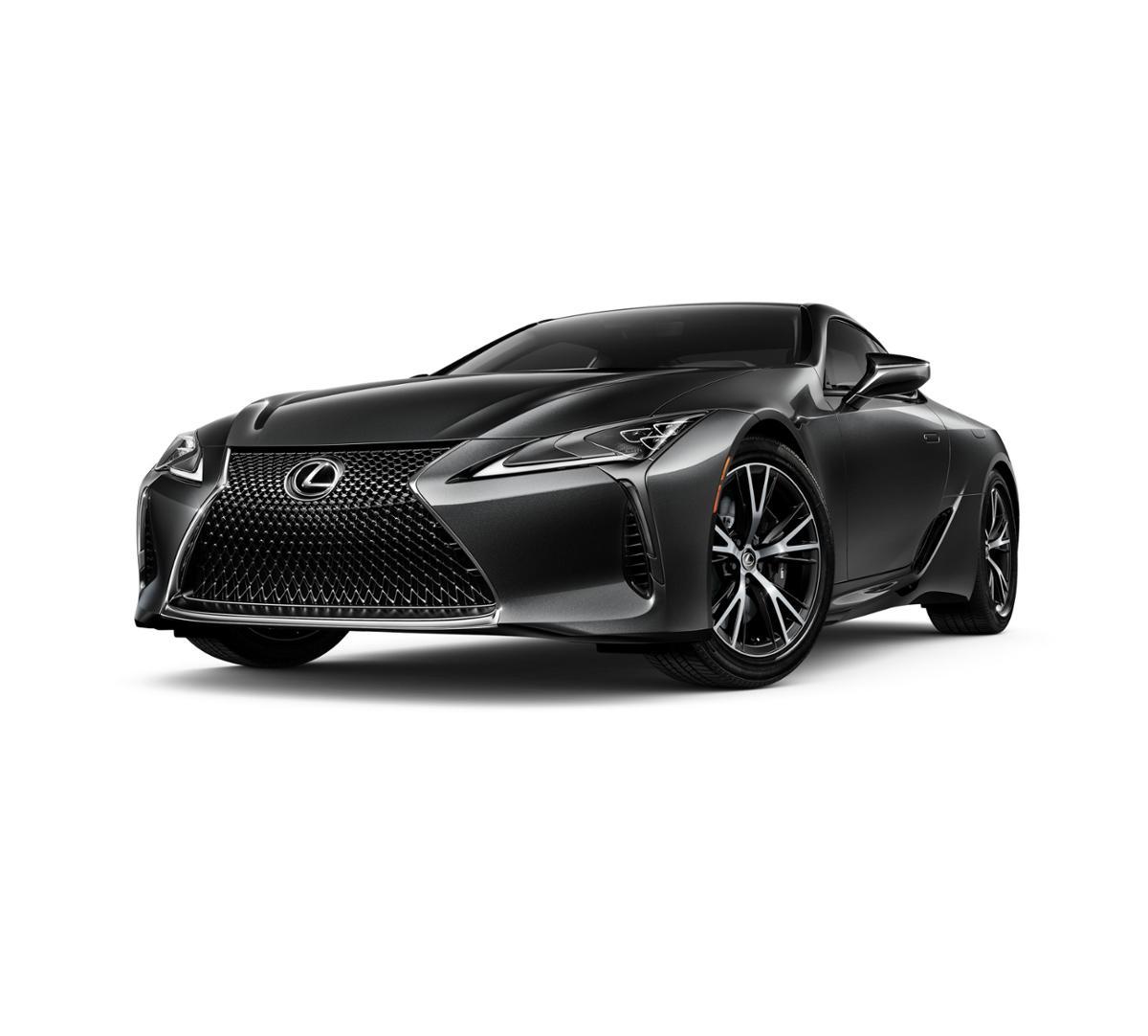 Lexus Service Santa Monica >> New Smoky Granite Mica 2018 Lexus LC 500 F SPORT for Sale Santa Monica, CA | Lexus Santa Monica ...