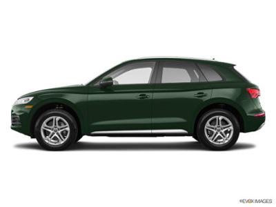2018 Audi Q5 at Bergstrom Imports on Victory Lane