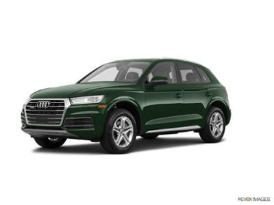 2018 Audi Q5 at Phil Long Dealerships