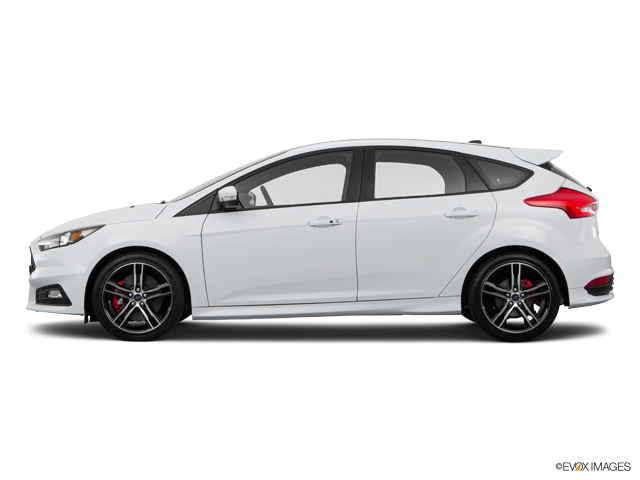 highland park ford lincoln mercury superstore - 2015 Ford Focus St White