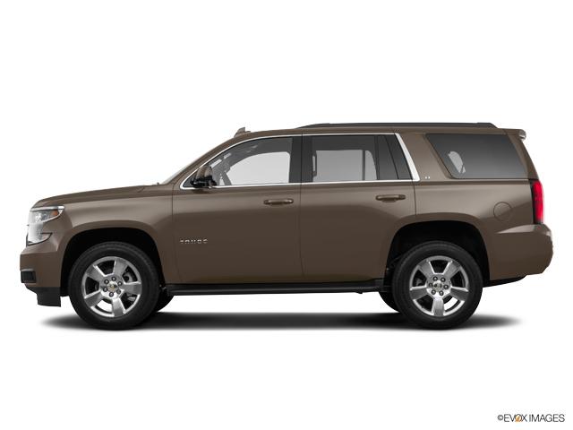 2016 Used Chevrolet Tahoe 4wd Lt In Brownstone For Sale In