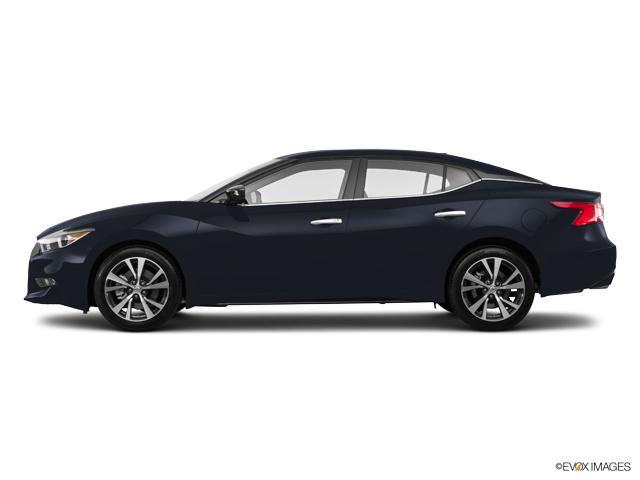 Texarkana Storm Blue 2017 Nissan Maxima Used Car For Sale