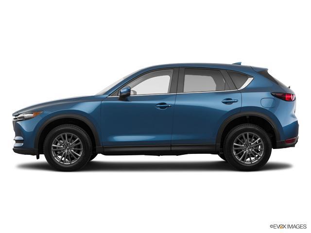 New 2017 Mazda Cx 5 Eternal Blue For Sale In Rockville