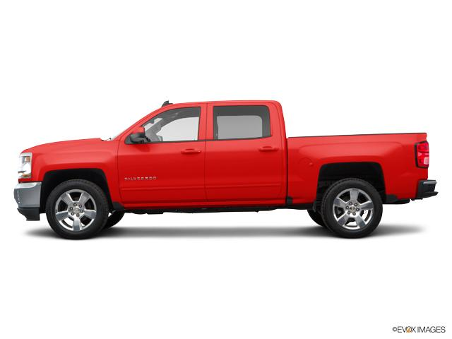 Red Hot 2018 Chevrolet Silverado 1500 New Truck For Sale