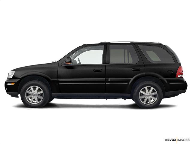 Greenbelt Black 2004 Buick Rainier Used Suv for Sale A