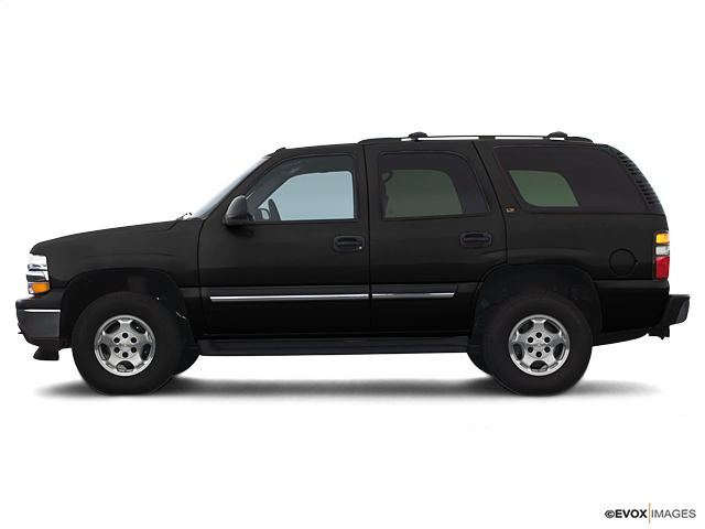 Birmingham Black 2005 Chevrolet Tahoe Used Suv For Sale