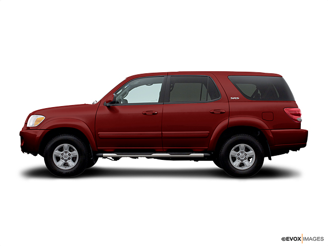 2006 Toyota Sequoia For Sale In Charlotte