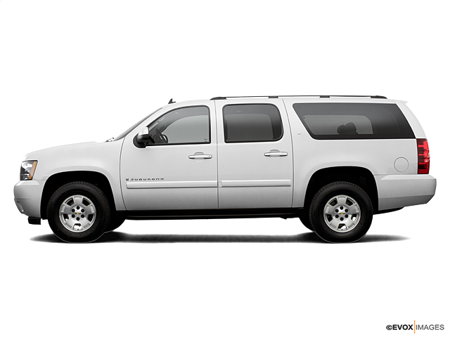 laramie summit white 2007 chevrolet suburban used suv for. Black Bedroom Furniture Sets. Home Design Ideas
