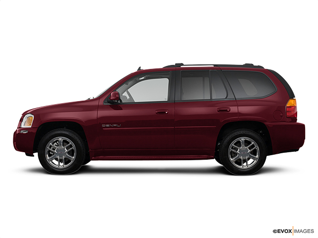 used red jewel tintcoat 2008 gmc envoy denali for sale in. Black Bedroom Furniture Sets. Home Design Ideas