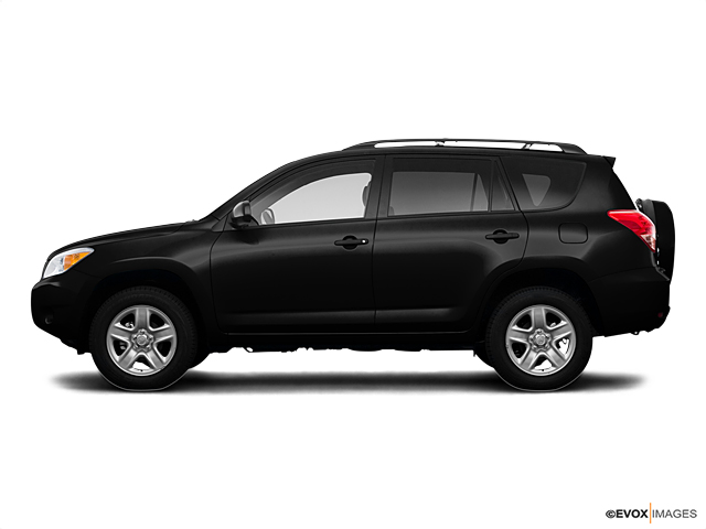 Used Black 2008 Toyota Rav4 For Sale In Queens
