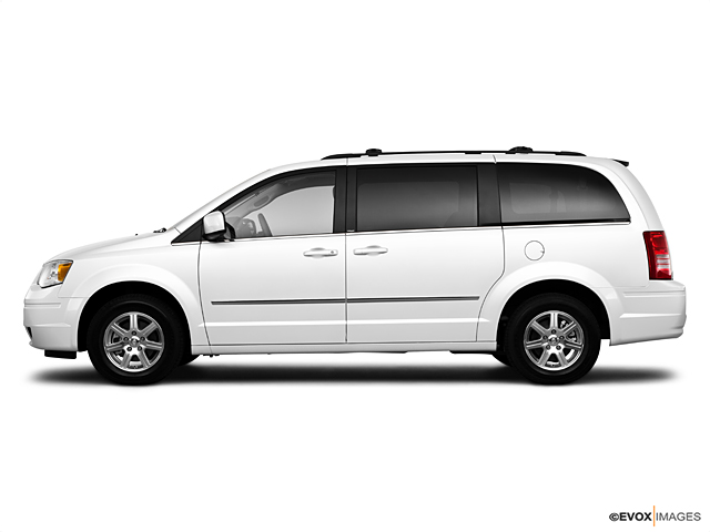 2010 Chrysler Town Amp Country For Sale Akron Oh