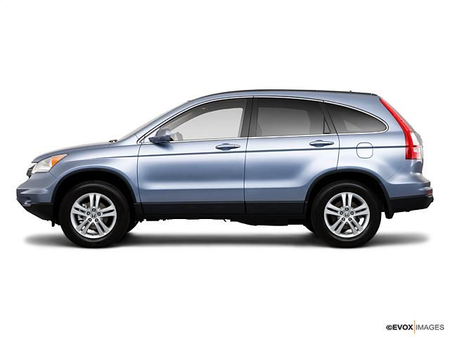 2010 Honda CR V Used Glacier Blue Metallic Suv for Sale