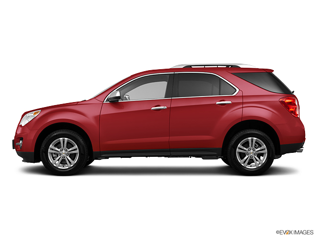 Used crystal red tintcoat 2013 chevrolet equinox ltz for for Musser motors in terrell texas