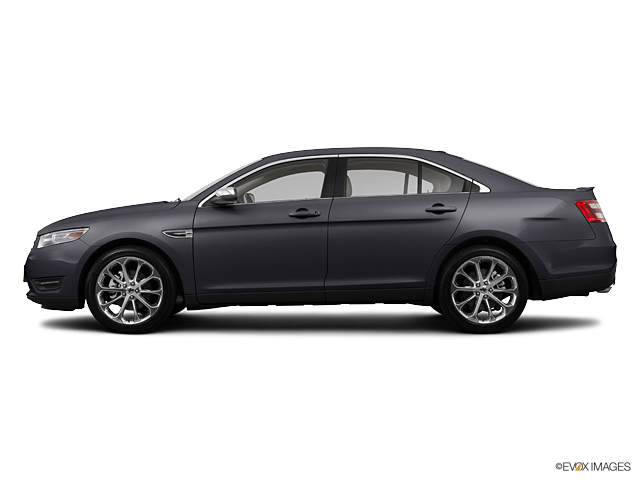 Used sterling gray metallic 2013 ford taurus limited for for Musser motors in terrell texas
