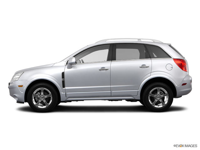 The 2013 Chevrolet Captiva Sport Fleet For Sale At John