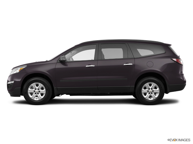 Find a Used Tungsten Metallic 2014 Chevrolet Traverse Suv ...