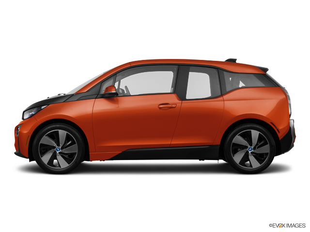 Garlyn Shelton Bmw Temple >> 2014 BMW i3 for Sale - Used Solar Orange Metallic W/frozen Gray Accent Car - V274267A