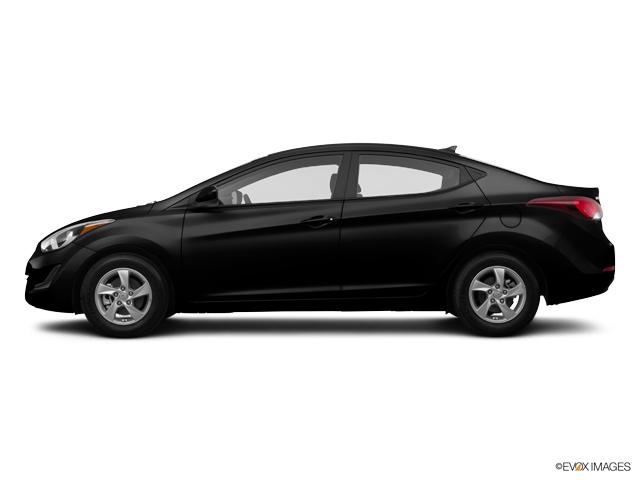 Colorado Springs Phantom Black 2015 Hyundai Elantra