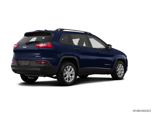Monroe Blue 2016 Jeep Cherokee Used Suv For Sale 25063a