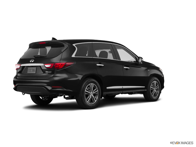 used black obsidian 2016 infiniti qx60 suv for sale in newport news a3383. Black Bedroom Furniture Sets. Home Design Ideas