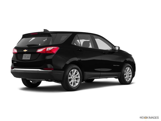 New Mosaic Black Metallic 2018 Chevrolet Equinox For Sale