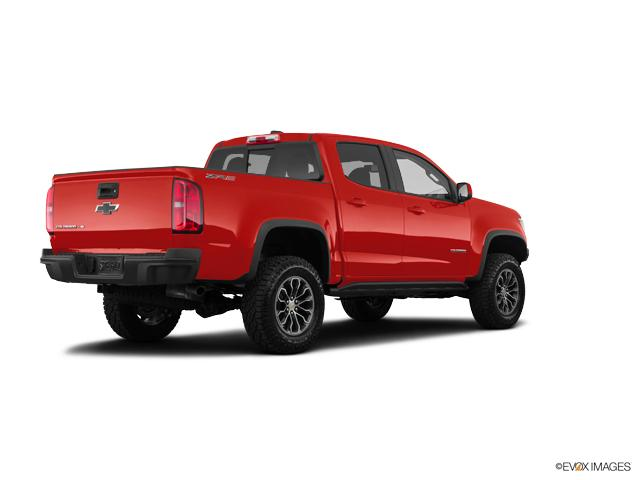 Hutto Cajun Red Tintcoat 2018 Chevrolet Colorado New