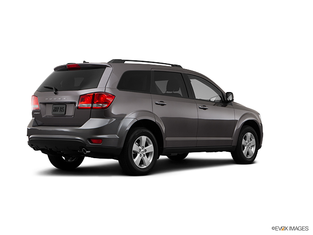 2012 Dodge Journey Used Storm Gray Pearlcoat Suv for