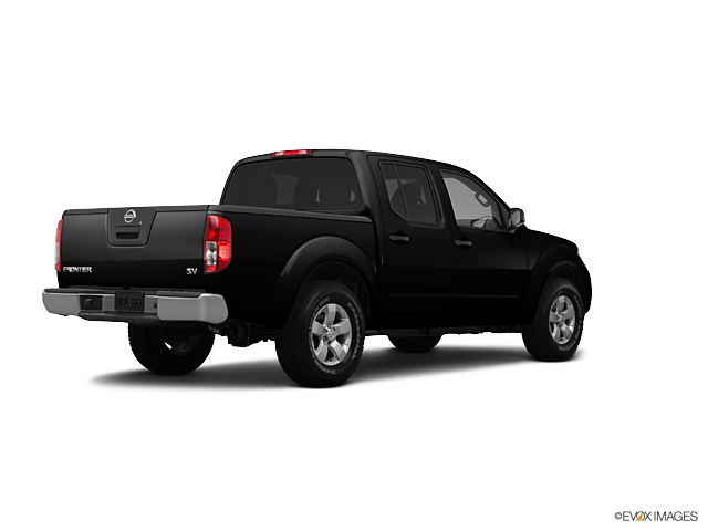 New orleans super black 2012 nissan frontier used truck for Mossy motors used cars