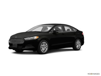2016 Ford Fusion at Bergstrom Automotive