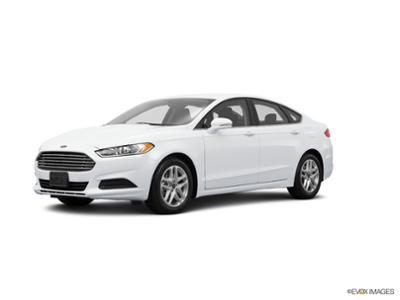 2016 Ford Fusion at Phil Long Dealerships