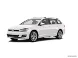 2015 Volkswagen Golf SportWagen 4dr DSG TDI S at Prestige Imports Volkswagen
