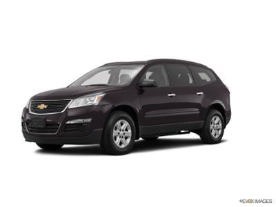 2016 Chevrolet Traverse at Bergstrom Automotive