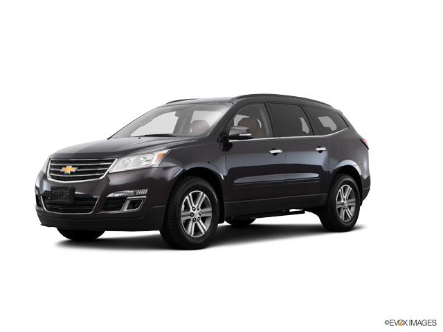 Certified Tungsten Metallic 2016 Chevrolet Traverse AWD ...