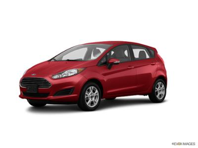 2016 Ford Fiesta at Phil Long Dealerships