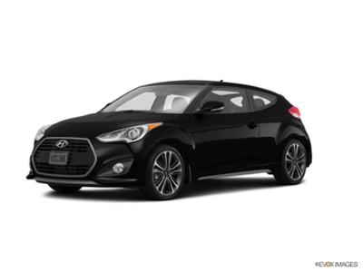 2016 Hyundai Veloster at Phil Long Hyundai of Motor City