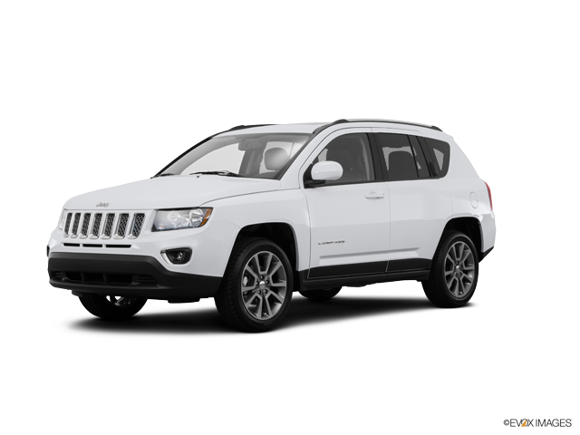 Used Suv 2016 Bright White Clearcoat Jeep Compass Fwd 4dr