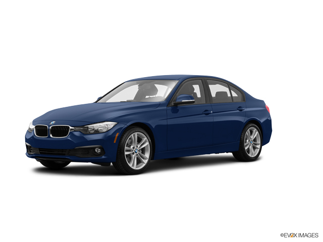 2016 BMW 320i Vehicle Photo in Charleston, SC 29407